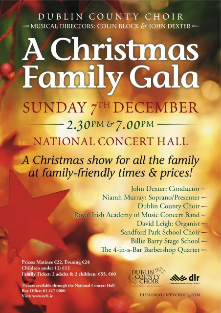Dublin County Choir - A Christmas Family Gala 2014
