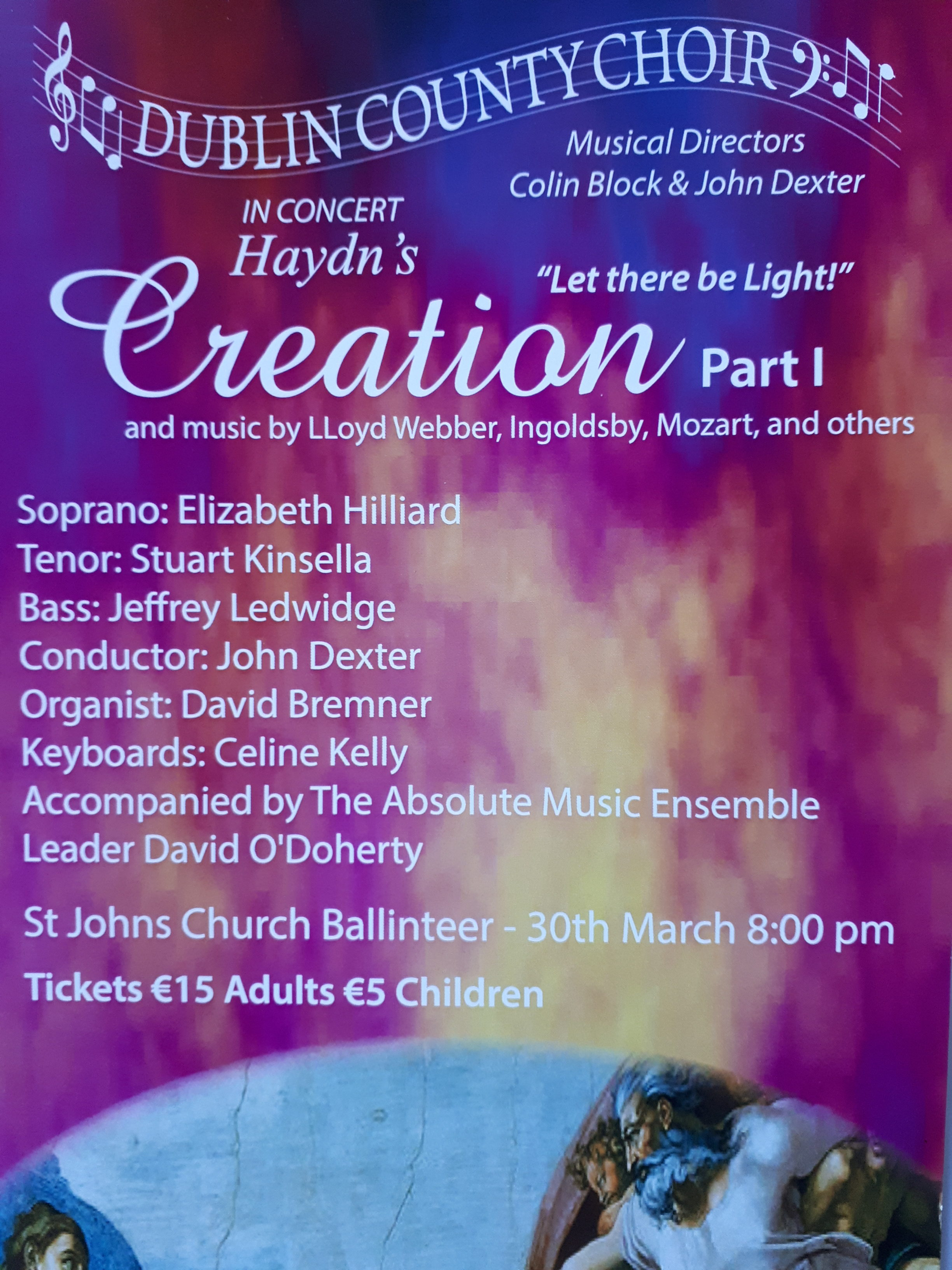 Haydn's Creation